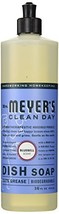 Mrs. Meyer's Clean Day Dish Soap, Bluebell, 16 fl oz - $8.43