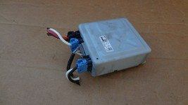 10-14 Acura TSX 3.5 Electric Power Steering Control Computer Module 39980-TL2-A0 image 2