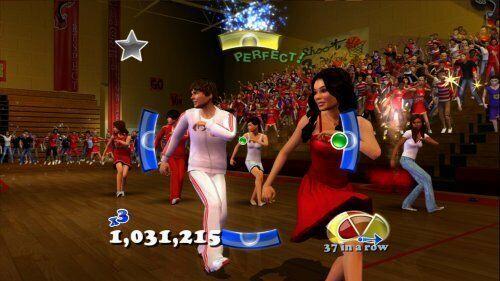 Disney High School Musical 3: Senior Year Dance! - Nintendo Wii image 6