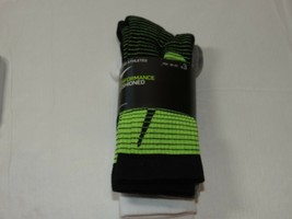 Nike Performance Cushoined 3 Pack Crew Youth shoe size M 5Y-7Y Young Athletes - $30.28