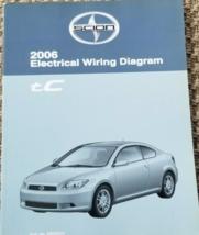 2006 Scion tC Tc Electrical Wiring Diagram Troubleshooting Manual EWD EV... - $24.70