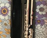 ALTUS AZUMINO SECOND HAND STEP UP/INTERMEDIATE FLUTE JAPAN MADE FULLY REPAIRED - £647.96 GBP