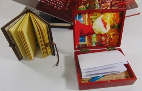 Santa's Magical Gift set 2016 Larry Hersberger audio wish book magic box