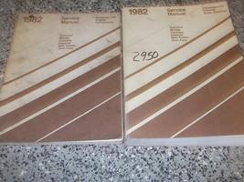 1982 PLYMOUTH GRAN FURY Service Shop Repair Manual Set OEM FACTORY - $24.70