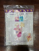 Disney Piglet Angel Counted Cross Stitch Kit With Floss - Sealed - $16.44