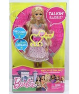 Talkin' Barbie Talking Life in the Dreamhouse 2012 Mattel Y7444 Dead Bat... - $69.29