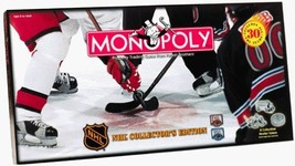 Monopoly: NHL Collector's Edition by USAopoly - $120.48