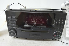 05 06 07 MERCEDES BENZ C-CLASS RADIO CD PLAYER OEM A2038700689 TESTED Y5... - $74.25
