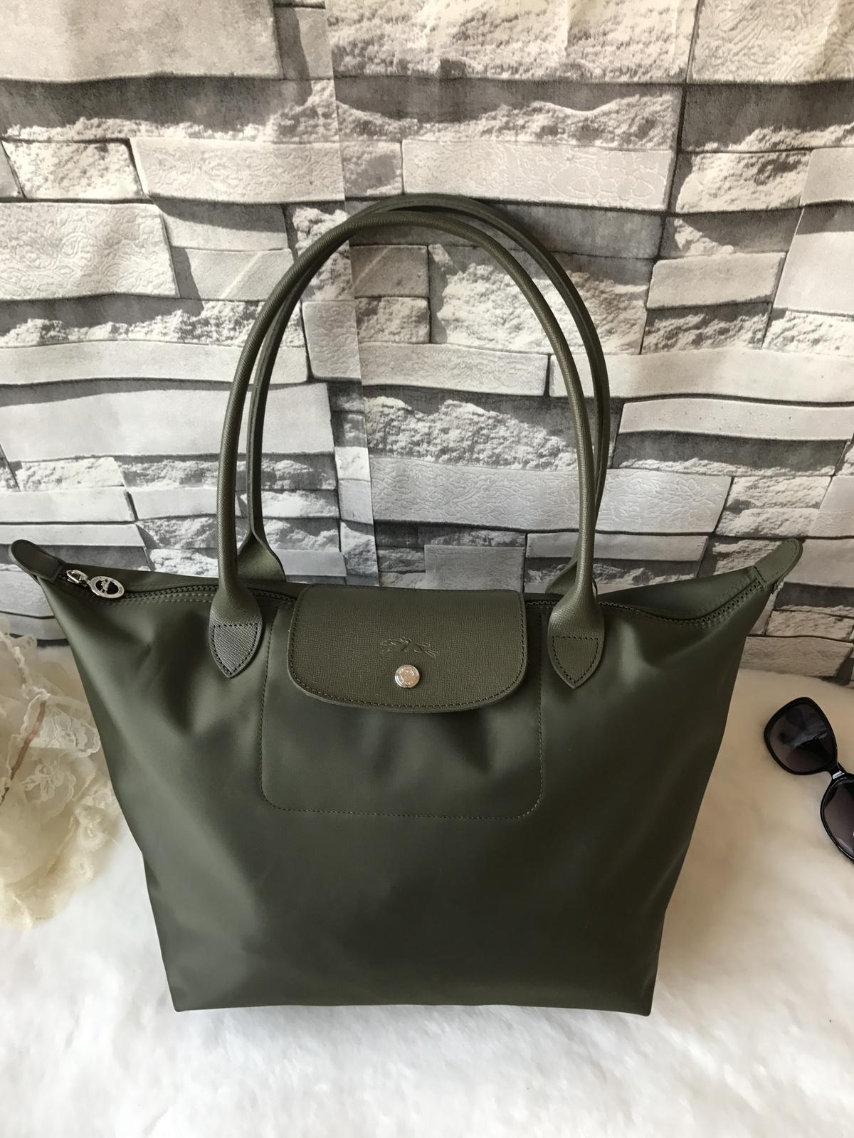 Longchamp Le Pliage Handbag Neo Tote Large and 50 similar items 7ad2775da1dff