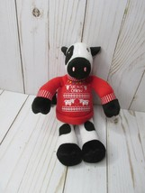 BB Chick-Fil-A Cow Plush Ugly Christmas Sweater Eat Mor Chikin Advertisi... - $14.84