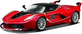 Bburago - 18-26301 - LaFerrari FXX-K Race Car - Scale 1:24 - Red - $29.65