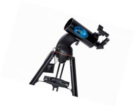Celestron AstroFi 102 Wi-Fi Maksutov Wireless Reflecting Telescope, Blac... - $391.36