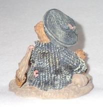 Boyd Bearstone Resin Bears 1993 Christian By The Sea Figurine #2012 29E NEW image 2