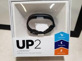 UP2 by Jawbone Sleep and Activity Tracker Bluetooth Wristband Fitness -  Black  - $27.73