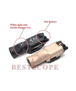 Surefire LED Weapon X300V With White-light and Strobe Output Night Hunti... - $89.52