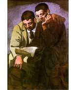 Reading_The_Letter_Picasso_1921_small - Poster Wall Art Home Decor - $22.99+