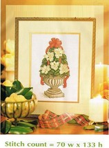 MAGNOLIA  TOPIARY   -  CROSS STITCH/EMBROIDERY   PATTERN  ONLY  PY - EEUS - $8.37