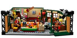 LEGO Ideas 21319 Friends The Television Series Central Perk  image 3