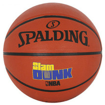 "Spalding NBA Slam Dunk Basketball Official Game Ball Size 7 / 29.5"" 83-526Z - $34.99"
