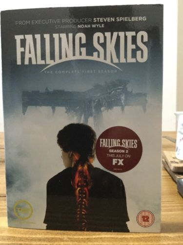 Falling Skies Season 1 DVD Set 3 DVD's