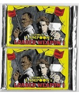National Lampoon's Loaded Weapon Movie 2 Trading Card Packs SEALED 1993 ... - $7.84