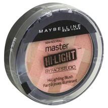 Master Hi-Light Maybelline by FaceStudio- Nude #10- Multi-tonal blush  palette - $8.50