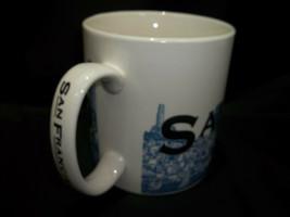 Starbucks City By The Bay San Francisco Coffee Mug Skyline Series (Series One) - $20.89