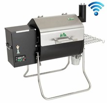 Green Mountain Grills, GMG Davy Crockett Wood Pellet Barbecue Grill WiFi... - $329.99