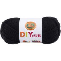 Lion Brand DIYarn - Black - $7.14