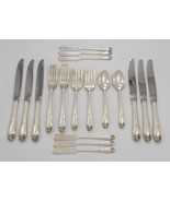 Enchanted Rose by International Sterling Regular Flatware Set for 6 - 30... - $1,235.00