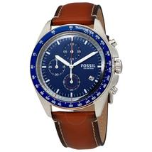 Fossil Sport Blue Chronograph Dial Men's Watch CH3039 - $234.60
