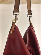 ALLEGRA BAG handmade leather bag image 4