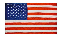Valley Forge Flag 10 x 15 Foot Large Commercial-Grade Nylon US American ... - $210.73