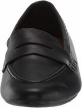 Aerosoles Women's Casual, Loafer Flat 8.5W Black NEW - $98.98