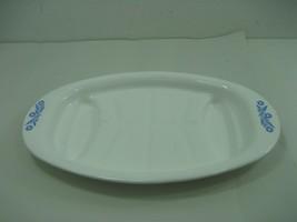 Vintage Corning Ware Blue Cornflower Platter P-19 Serving Platter Tray Dish - $16.82