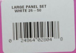 Destron Fearing DuFlex Visual ID Livestock Panel Tags LG White 25 Sets 26 to 50 image 7