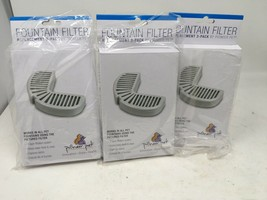 3 Pioneer Pet Fountain Filter Replacement 3-Packs (9  total) #3002 Dog C... - $17.58
