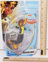 """BUMBLEBEE WITH WINGS - DC SUPER HERO GIRLS ACTION TOY 5.5"""" FIGURE NEW 2015 - $8.88"""