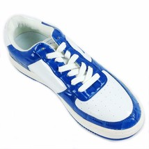 Slicks, 1688-72 DK. BLUE-WHITE MEN'S ATHLETIC SHOES - $49.99