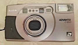 Kodak Advantix C650 Zoom APS Point & Shoot Film Camera image 2