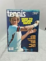 Tennis Magazine January 1978 Brian Gottfried - $14.84