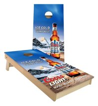 Coors Light Beer Cornhole Boards - $179.00