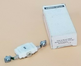 NIB EATON CUTLER HAMMER D26MPS TYPE M RELAY POLE REAR POLE SER. A3
