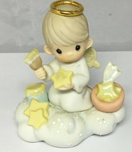 Precious Moments YOU ADD SPARKLE TO MY LIFE 945413 Airplane Mark 2001 - $21.56