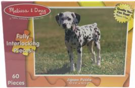 "60 Piece Jigsaw Puzzle ""Dalmatian"" [Brand New] Melissa and Doug - $13.99"