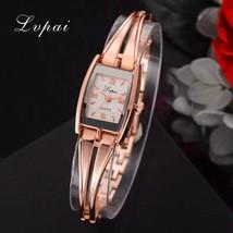 Lvpai® Women Watches Gift Ladies Bracelet Quartz Wristwatch Quartz Luxury - $5.77