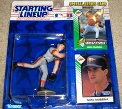 Mike Mussina Baltimore Orioles Starting Lineup MLB Action Figure NIB NIP... - $12.86