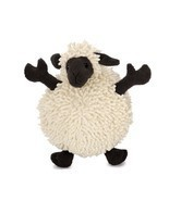 Dog Toys For Dogs, Fuzzy Wuzzy Sheep Tough Squeaky Cute Stuffed Dog Chew... - $23.99