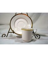 Spode Golden Eternity Demitasse Cup And Saucer Set #8186 EUC - $17.99