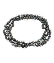 Adriana Premium necklace with tahiti pearl PR3-1 - $1,579.95